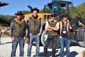 Nederlands team pakt derde prijs tijdens Case Rodeo 2017 finale
