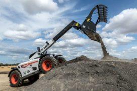 Nieuwe Bobcat verreiker met 7 meter hefhoogte