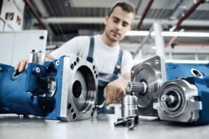 Bosch benoemt Perdok tot partner voor Rexroth