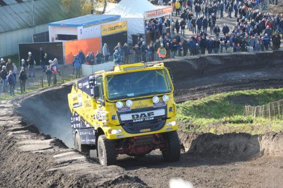 Dakar Rally pre-proloog Valkenswaard