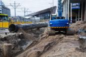 Groei omzet in de bouwsector zwakt af
