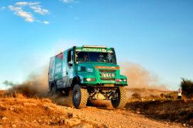 Gerard de Rooy richt zich weer op Dakar in Afrika