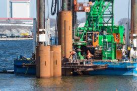 Bouw zeesluis IJmuiden flinke strop voor BAM en VolkerWessels