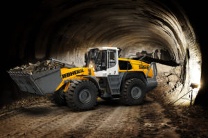Liebherr XPower wielladers in speciale tunnelversies