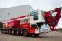 Wagenborg plaatst order voor twee nieuwe Spierings SK1265-AT6