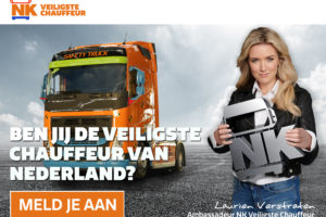 Volvo zoekt veiligste chauffeur van Nederland