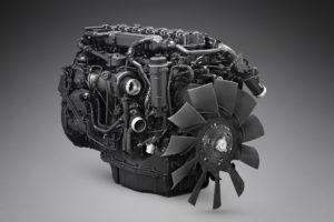Scania LNG-motor populair in het zware werk