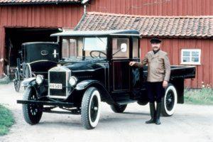 Volvo Trucks viert 90-jarig jubileum