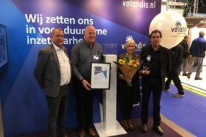 DIA Innovation Award op Infra Relatiedagen