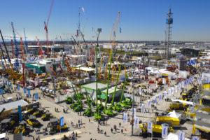 Duitse bouwmachine-industrie blijft maar groeien