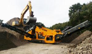 Herwijnen Machinery is importeur van Anaconda recyclingmachines geworden. Anaconda maakt schudzeven, feedloaders, trommelzeven en mobiele transportbanden.