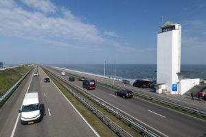 BAM en Van Oord gaan Afsluitdijk opknappen