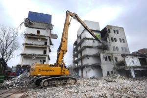 Dusseldorp sloopt voormalig GAK-kantoor Groningen