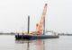Van Oord verduurzaamt met kraanschip op LNG