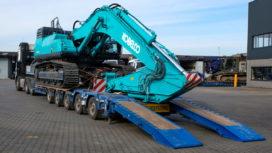 Nieuwe 80 tons-opritten voor Manoovr